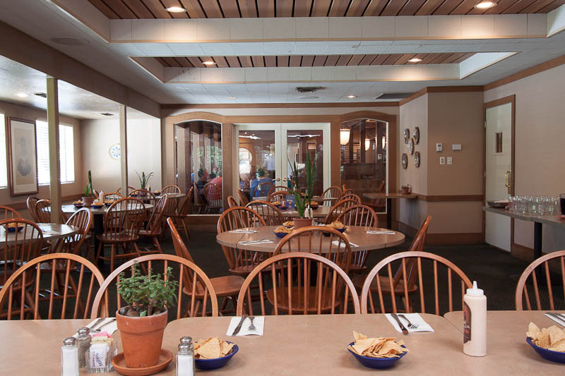 La Hacienda Chico Banquet Facilities